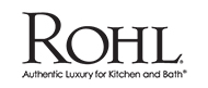 Rohl - authentic luxury for kitchen and bath